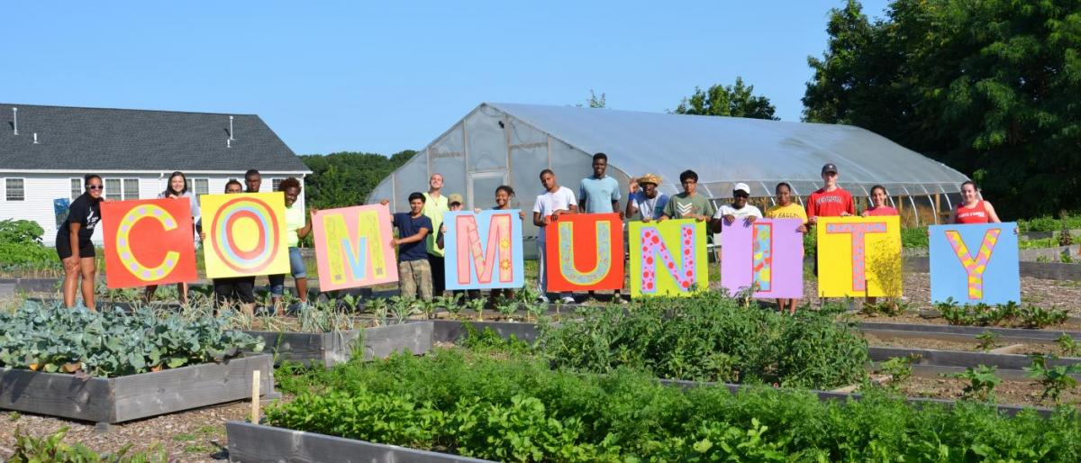 Community Greenhouse GVI Bridgeport