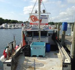 our family's fishing vessel, F/V Matrix